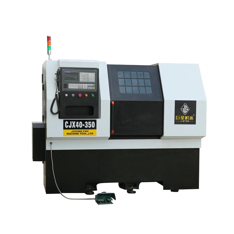 CJX40-350  线轨数控车床