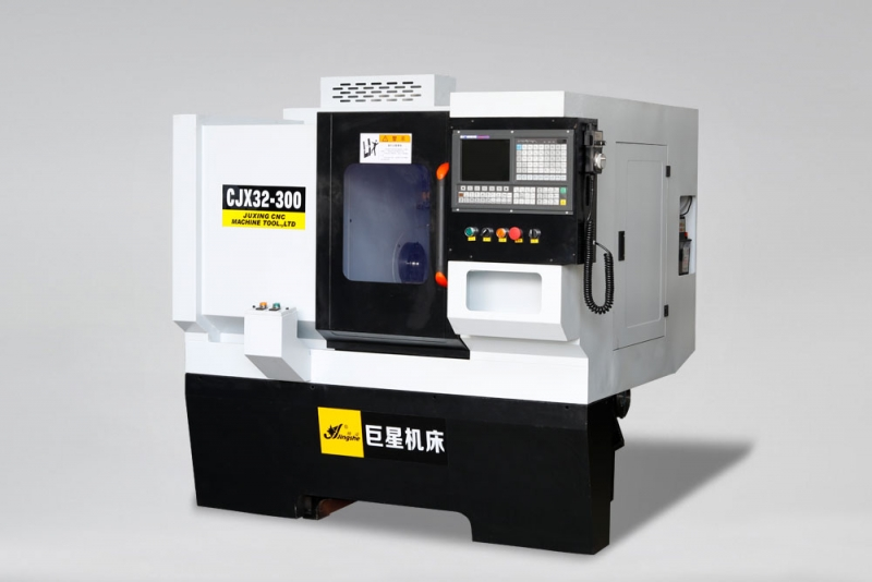 CJX32-300全自动线轨数控车床